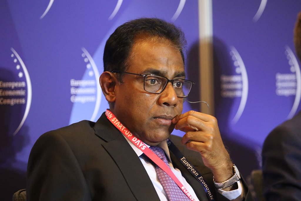 Surojit Ghosh, dyrektor wykonawczy CSE BD Tax Leader, EY (fot. PTPW)