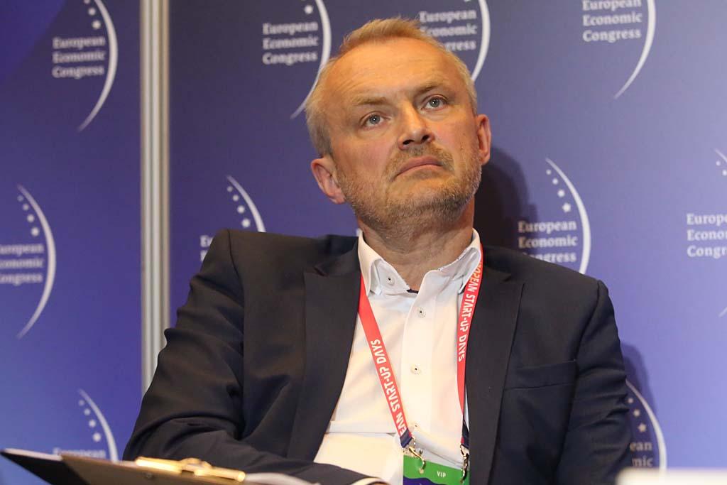 Marek Foryński, dyrektor zarządzający BTS Grup w Panattoni Europe (fot. PTWP)