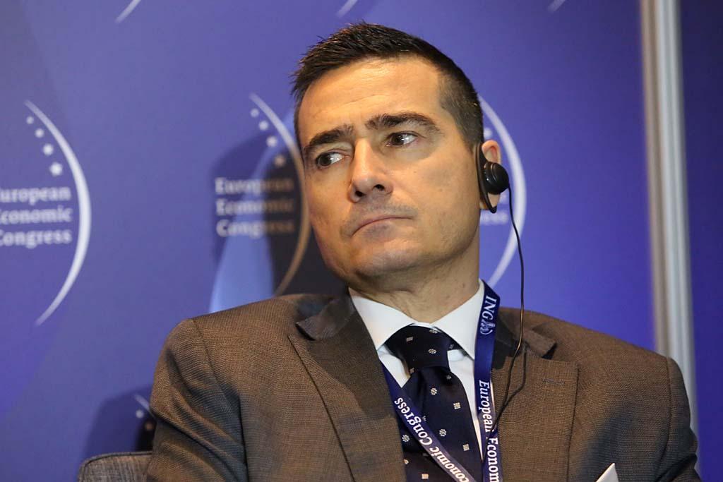 Fabio Pommella, prezes zarządu Whirlpool (fot. PTWP)