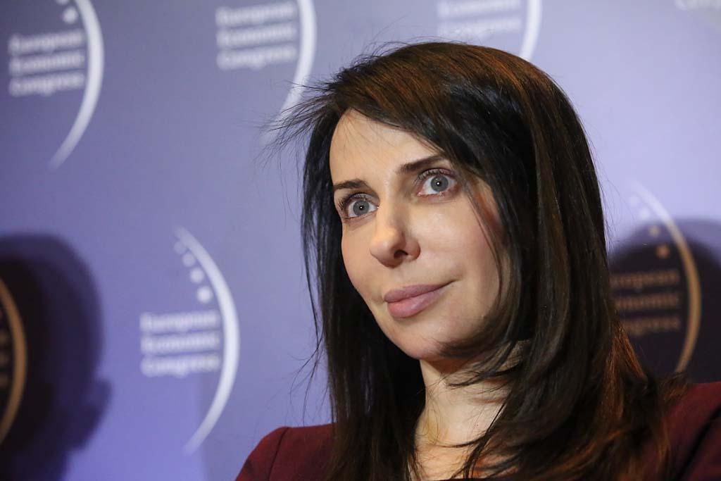 Barbara Piontek, zastępca prezesa i członek zarządu Katowickiej Specjalnej Strefy Ekonomicznej (fot. PTWP)