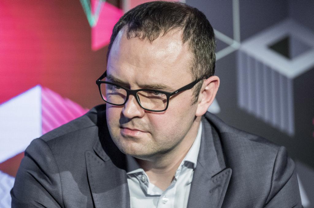 Paweł Zarudzki, dyrektor, Lider Robotic & Cognitive Automation, Deloitte