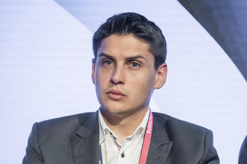 Ross Knap, współzałożyciel i prezes CallPage