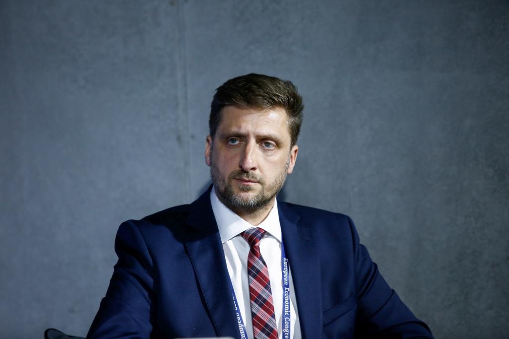 Michał Roman, dyrektor Pionu Zarządzania Majątkiem Sieciowym w Energa Operator (Fot. PTWP)
