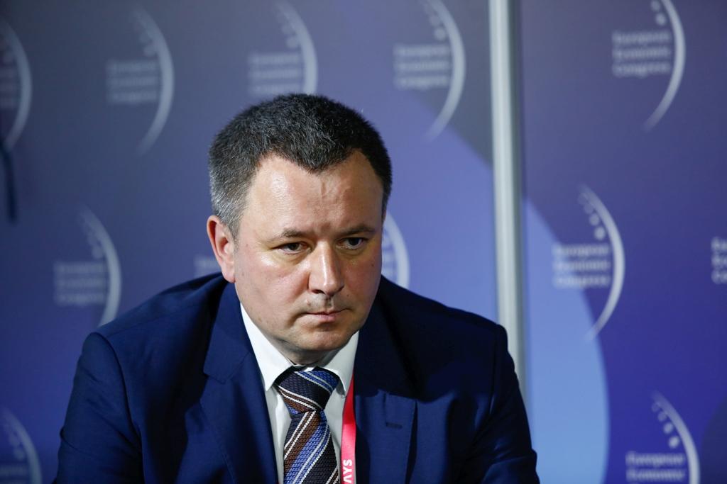 Mariusz Swora, członek rady odwoławczej Agencja ds. Współpracy Organów Regulacji Energetyki (Fot. PTWP)