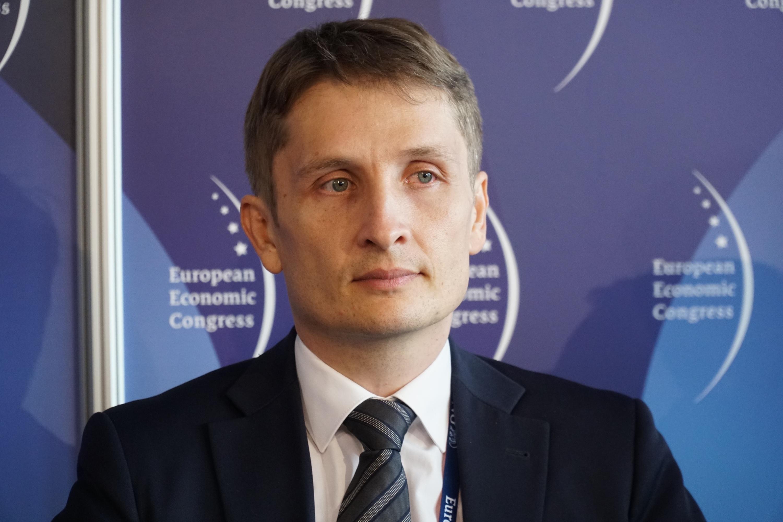 Michał Kurek, szef zespołu ds. cyberbezpieczeństwa KPMG