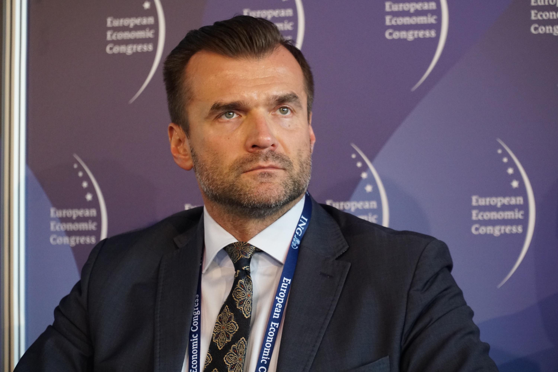 Michał Kanownik, prezes zarządu Związku Cyfrowa Polska