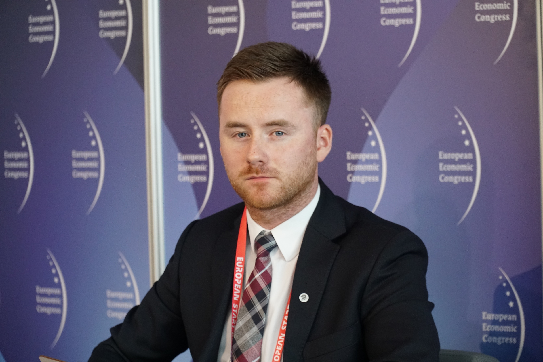 Robert Siudak, dyrektor ds. współpracy i realizacji projektów, Instytut Kościuszki