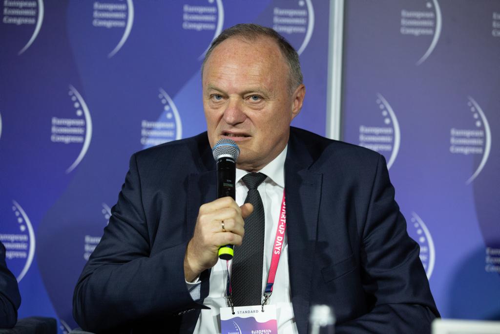Andrzej Korpak, dyrektor generalny Opel Manufacturing Poland