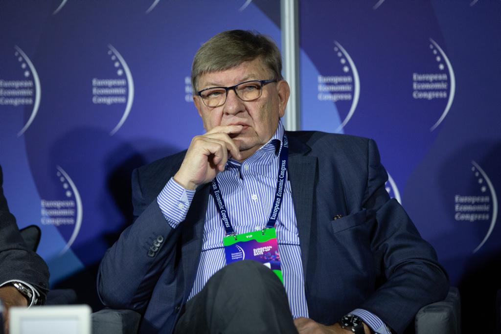 Roman Kantorski, prezes Polskiej Izby Motoryzacji