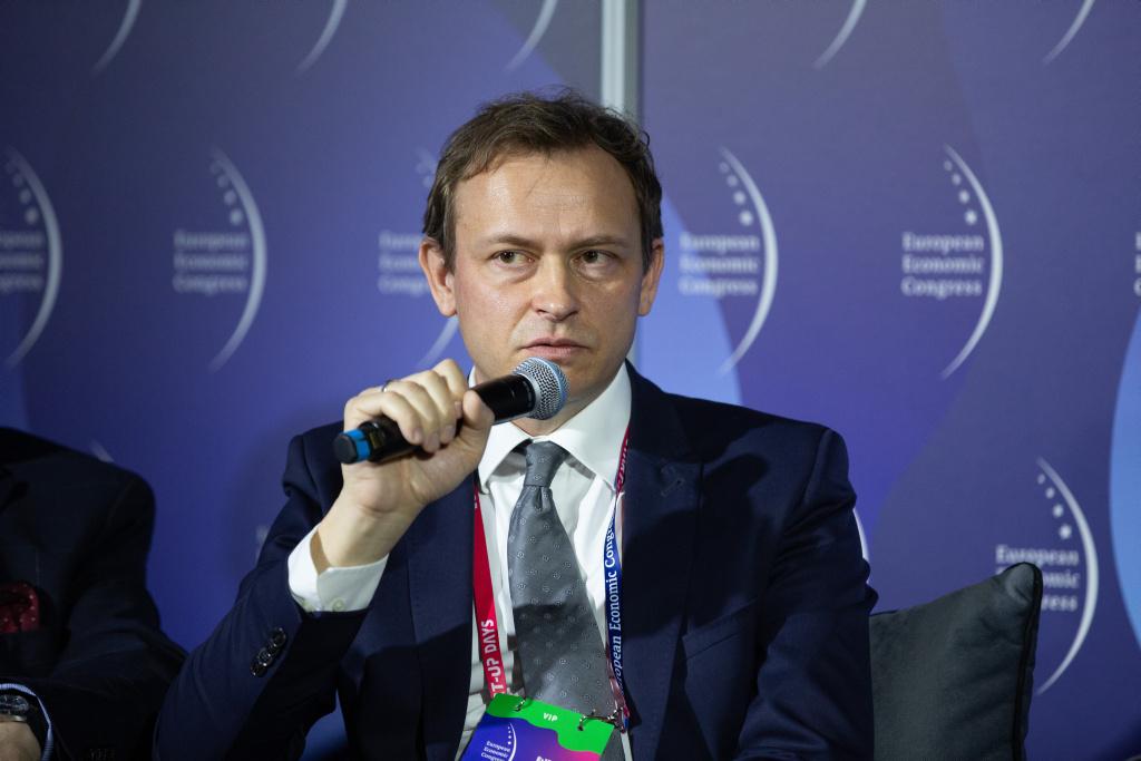 Marek Gawroński, wiceprezes ds. relacji z sektorem publicznym w Volvo Group Poland