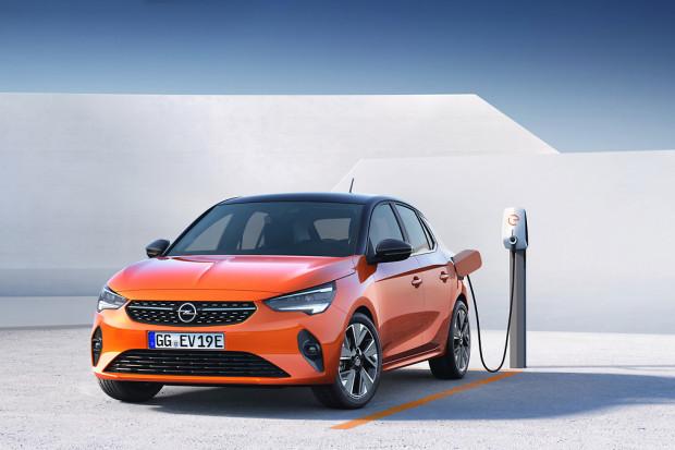Opel zapowiedział prmierę w pełni elektrycznej Corsy