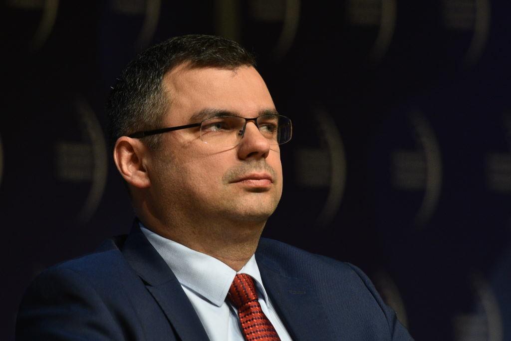 Radosław Włoszek. Fot. PTWP