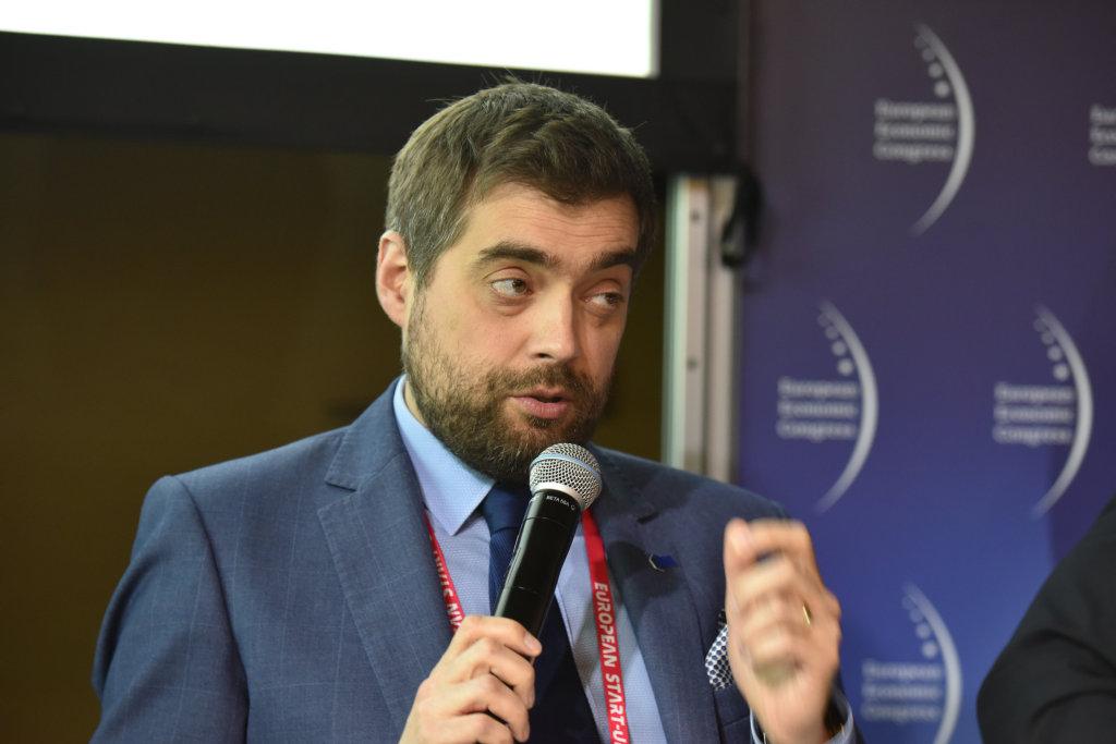 Tomasz Zieliński. Fot. ptwp