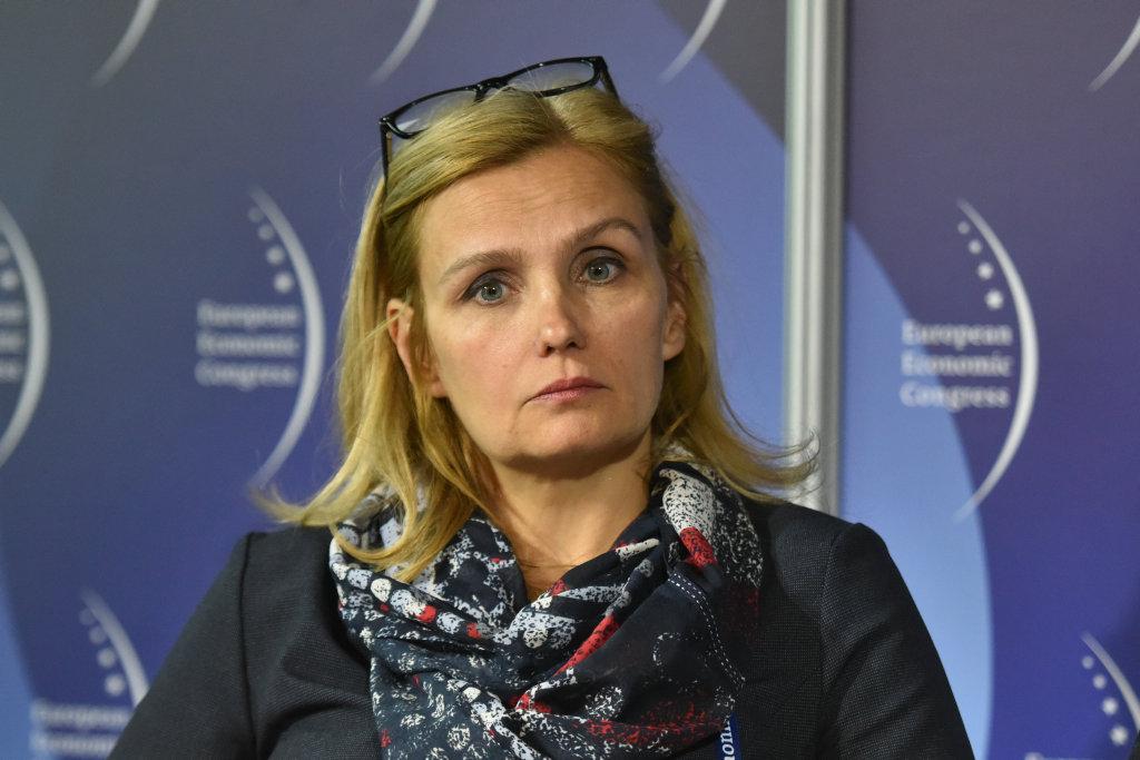 Katarzyna Byczkowska. Fot. ptwp