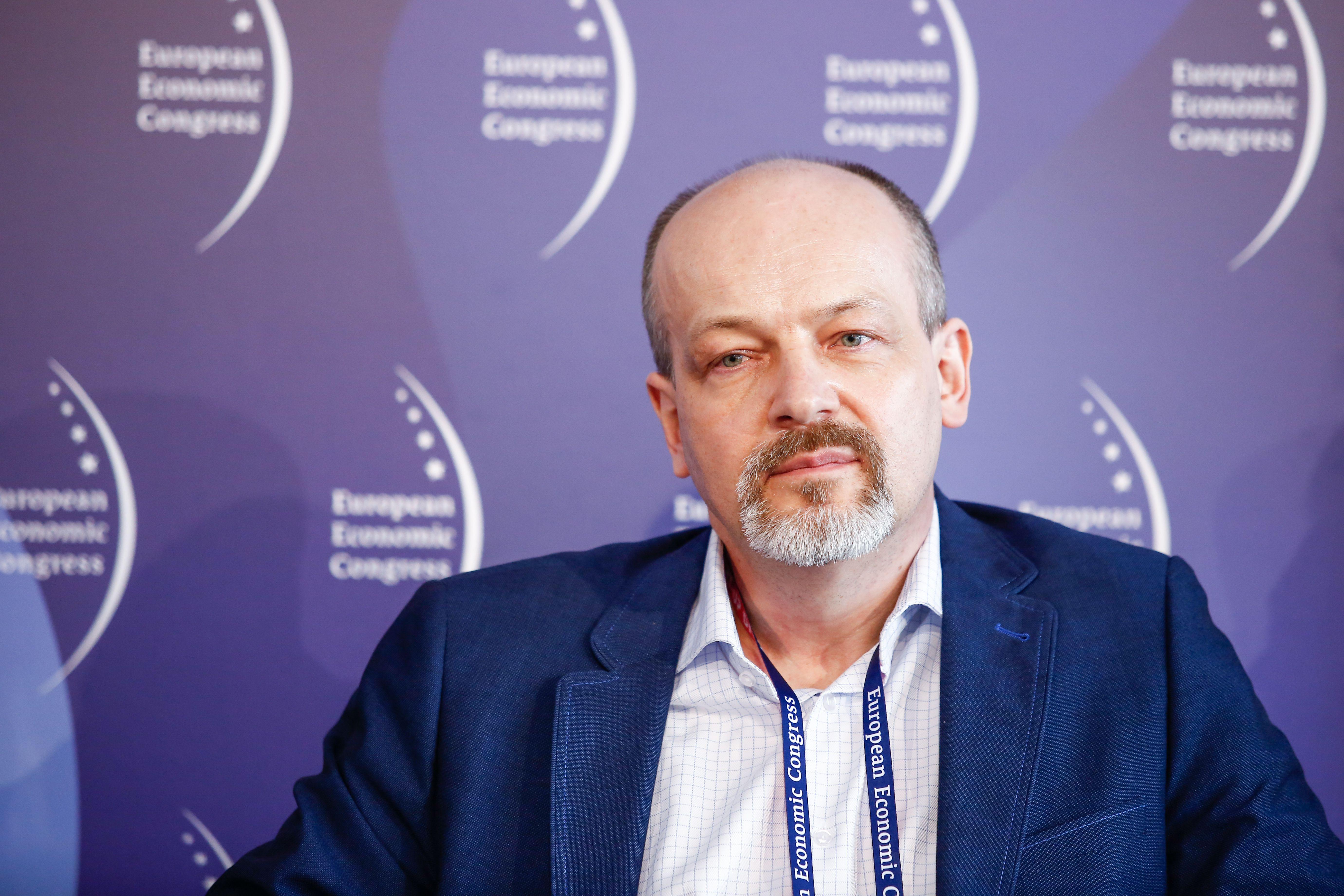 Andrzej Horoszczak: Najciekawszą rzeczą w blockchainie jest aspekt bazodanowy (fot. PTWP0