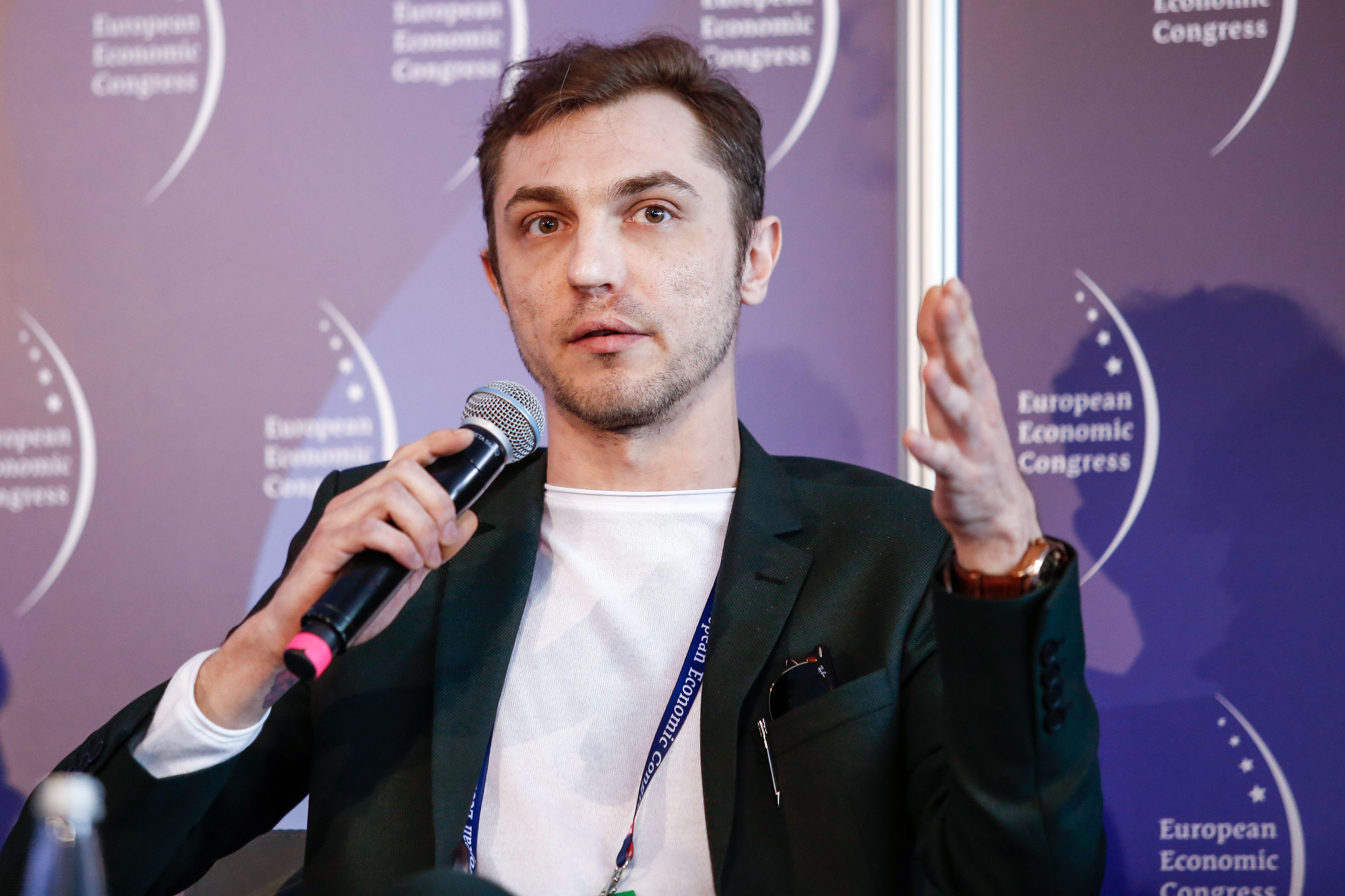 Grant Blaisdell: Nie sprzedawajmy blockchaina, tylko rozwiązania (fot. PTWP)