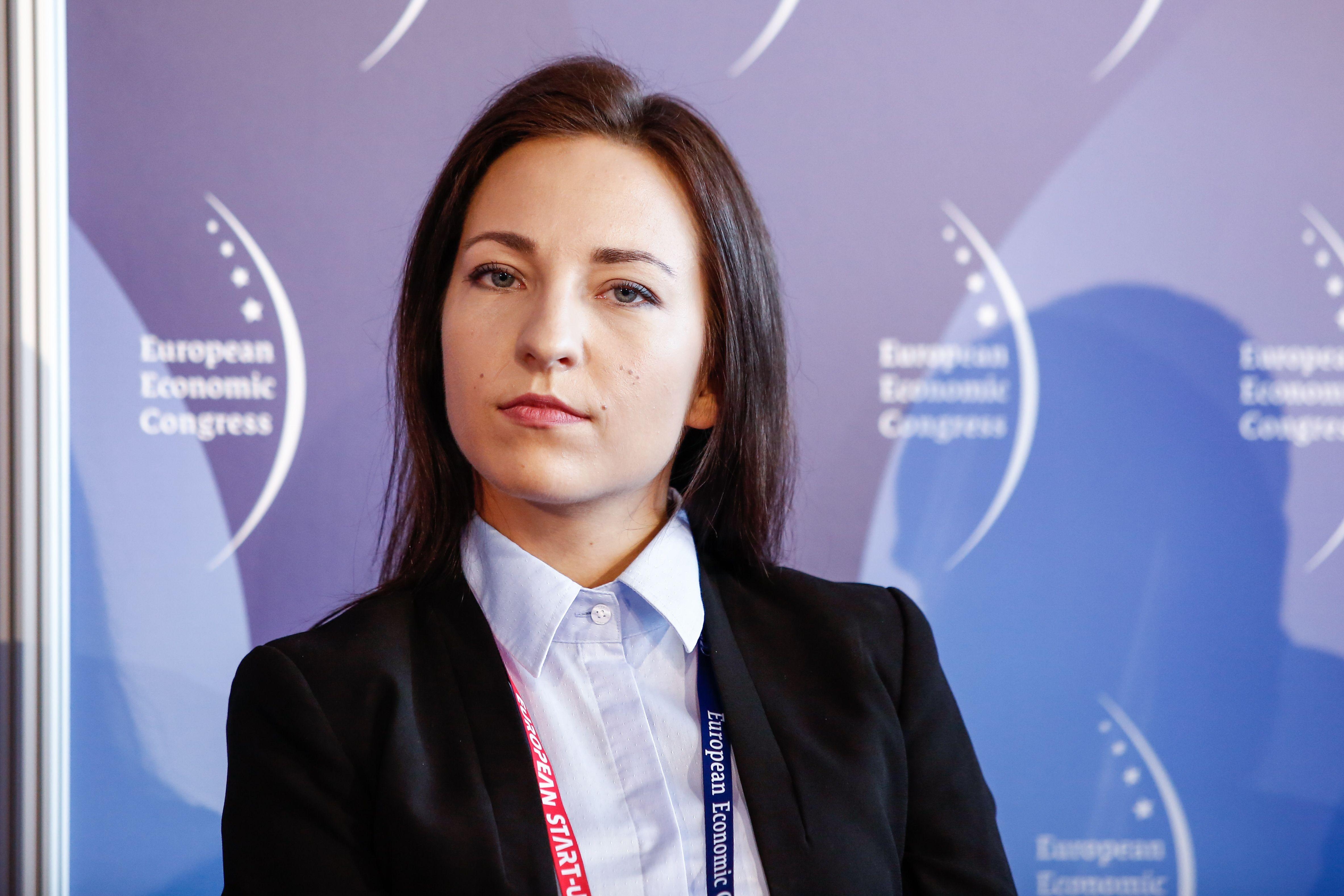 Paulina Paprzycka: Nie należy robić blockchaina dla samego blockchaina (fot. PTWP)
