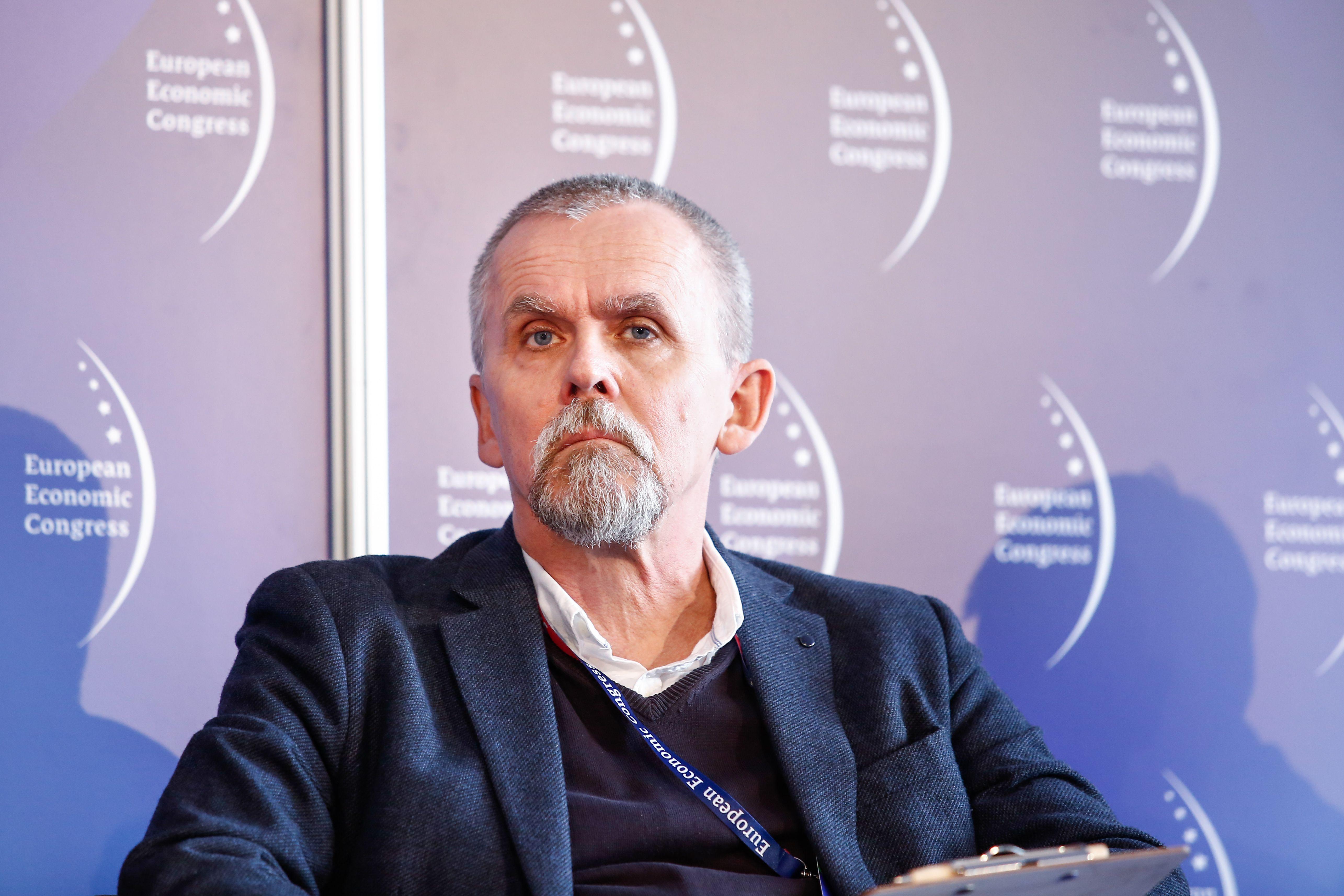 Piotr Rutkowski: trzeba pokazywać, do czego blockchain jest przydatny (fot. PTWP)