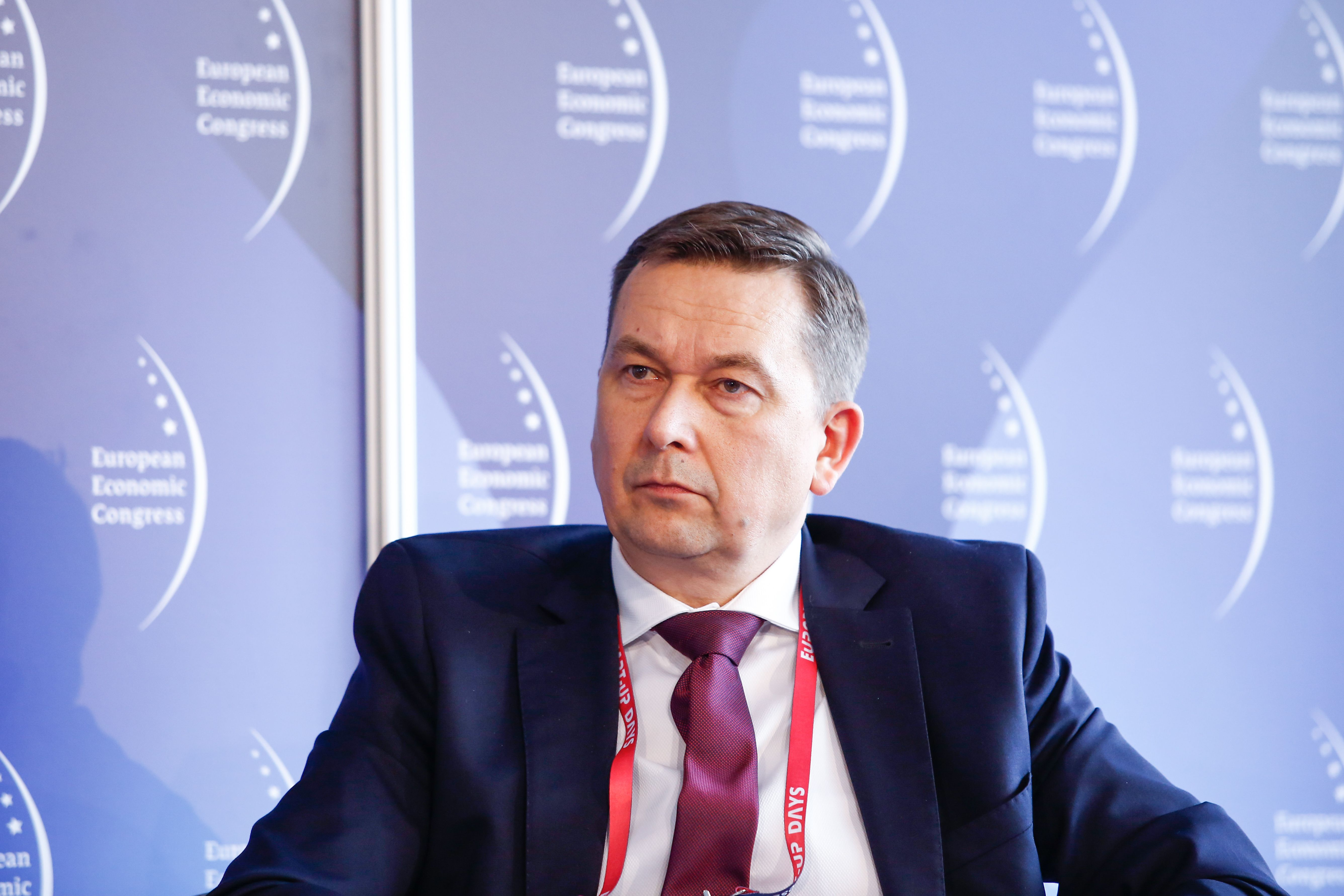 Jacek Szczepański: Blockchain przydaje się w energetyce (fot. PTWP)