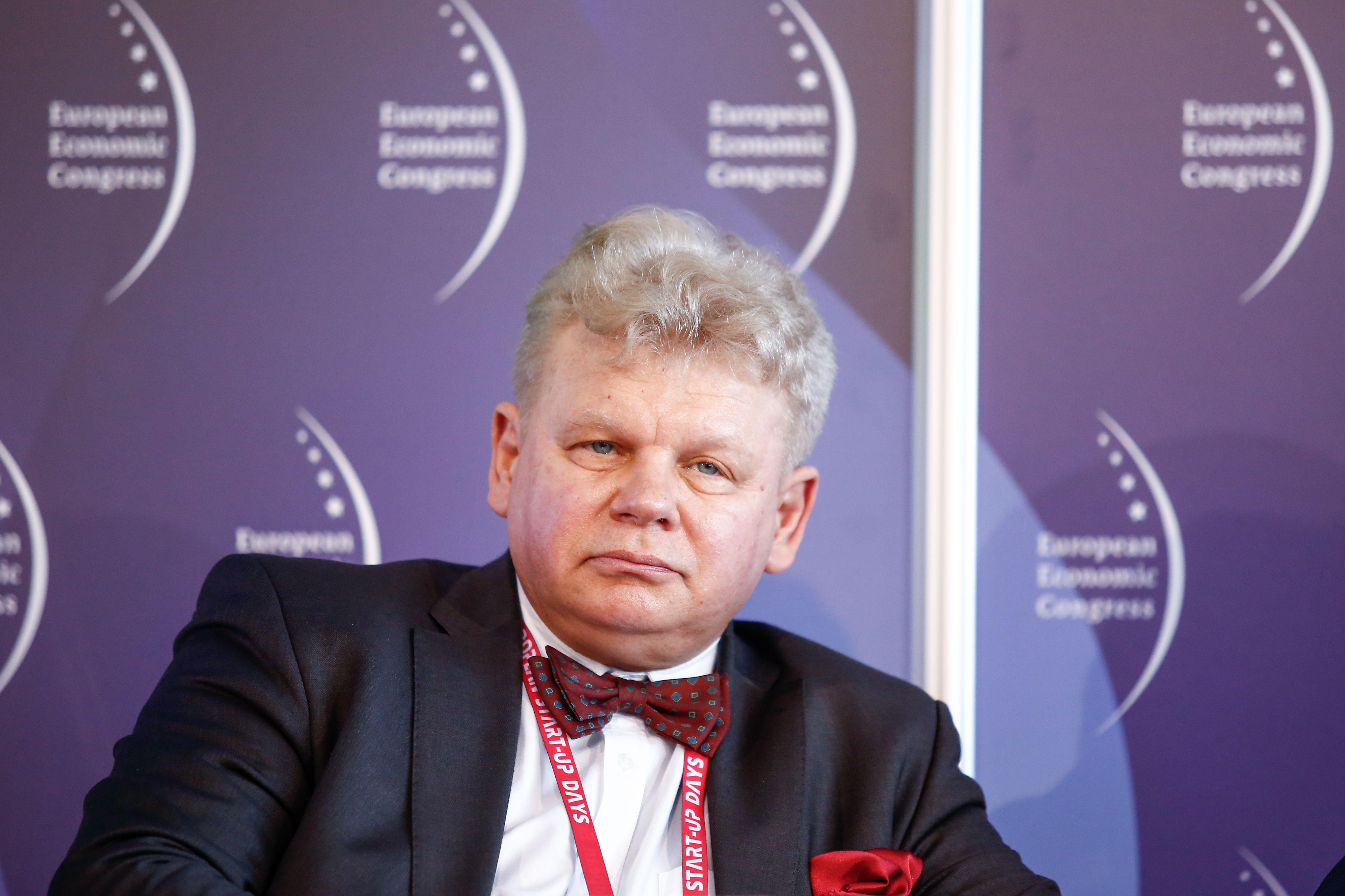Stanisław Dyrda: NCBR jest otwarte na projekty blockchainowe (fot. PTWP)