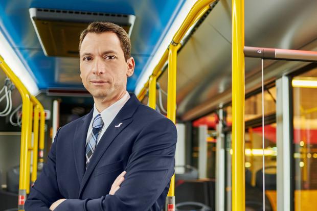 Petros Spinaris wiceprezesem Solarisa