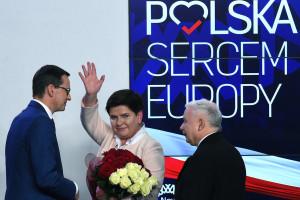 PiS wygrywa w wyborach do PE. Jarosław Kaczyński: prawdziwy bój o naszą ojczyznę odbędziemy jesienią