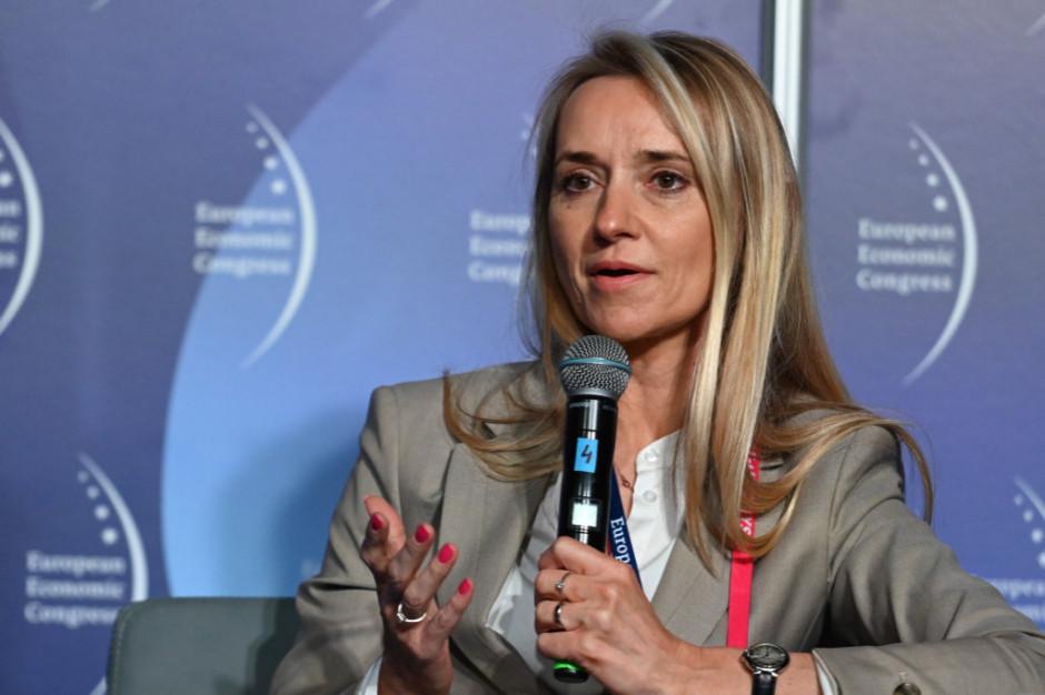 Joanna Makowiecka-Gaca. fot. PTWP