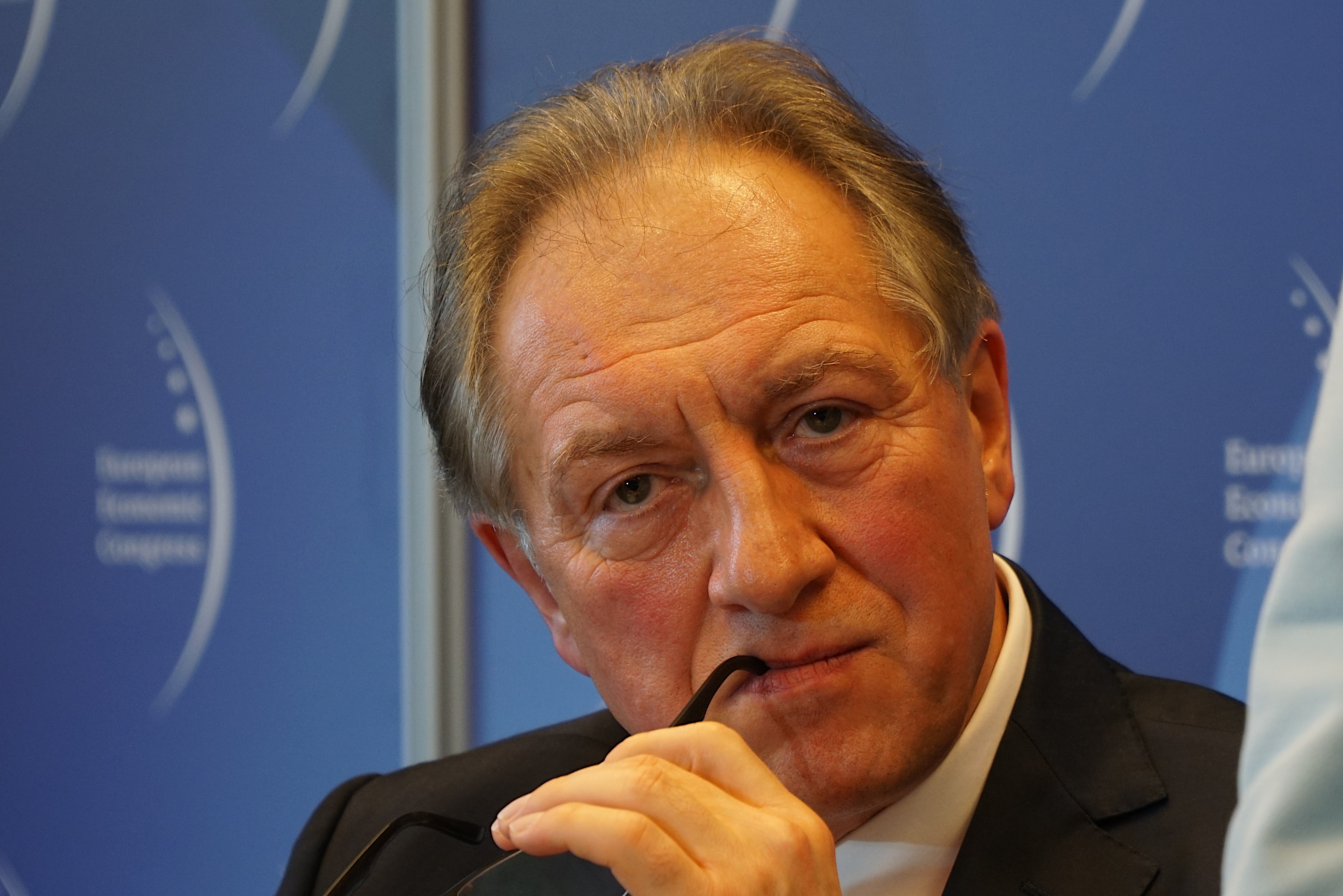 Moderator sesji Andrzej Głowacki, prezes DGA. Fot. PTWP