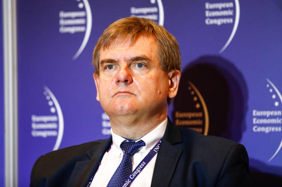 Zygmunt Krasiński, dyrektor Krajowego Punktu Kontaktowego Programów Badawczych UE. Fot. PTWP
