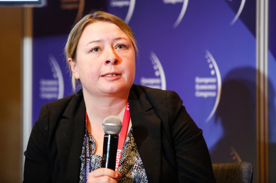 Aleksandra Bukała, dyrektor zarządzająca w Creotech Instruments. Fot. PTWP