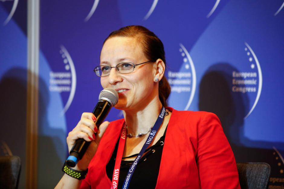 Agata Kołodziejczyk, dyrektor projektów naukowych, Analog Astronaut Training Center. Fot. PTWP