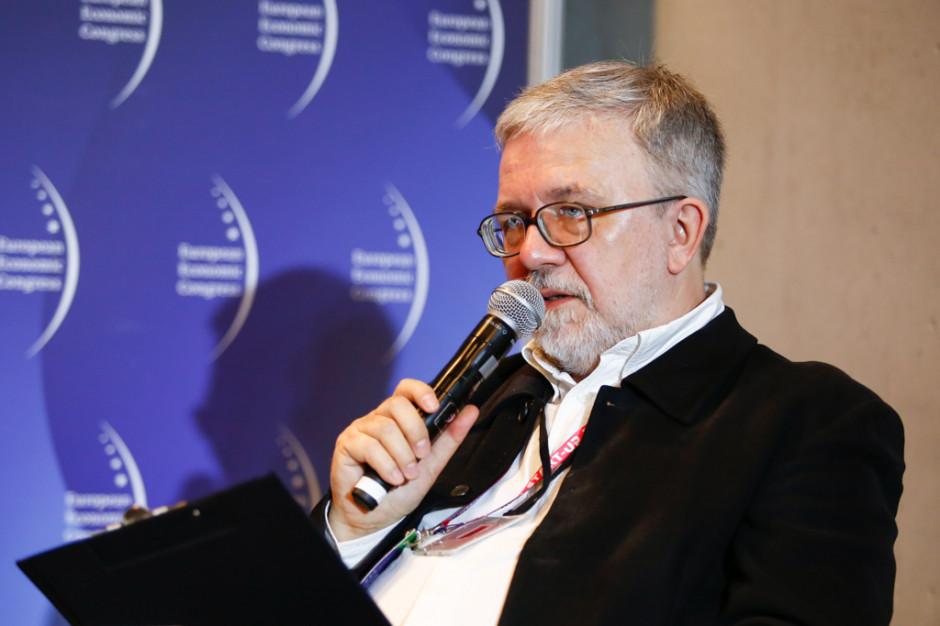 Jacek Ziarno, redaktor naczelny Magazynu Gospodarczego Nowy Przemysł. Fot. PTWP