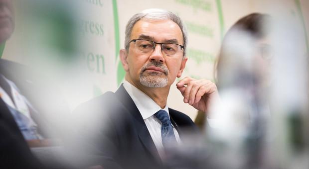 Jerzy Kwieciński: Na nowe tory