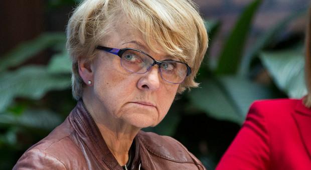 Danuta Hübner:  Wobec globalnych wyzwań