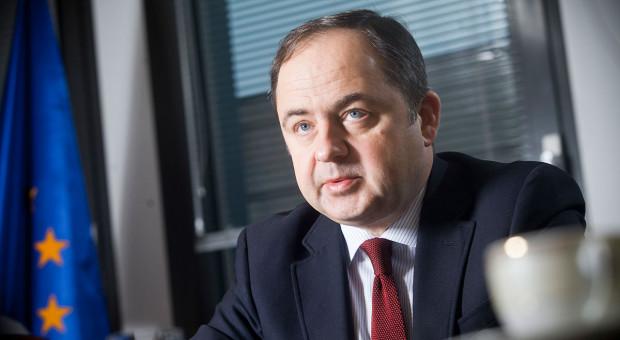 Konrad Szymański: Cztery filary Europy