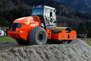 Brytyjczycy testują autonomiczny sprzęt na budowach dróg