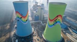 Energetyczna inwestycja oddana przed terminem.  Pochłonęła tyle betonu co budowa Pentagonu