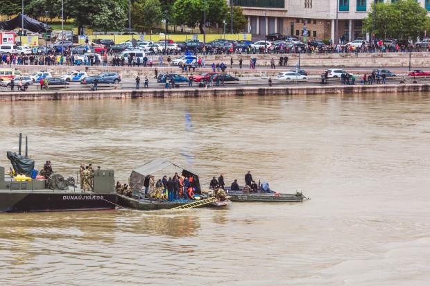 Ukraiński kapitan broni się ws. katastrofy statku w Budapeszcie