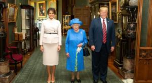 Donald Trump rozpoczął wizytę w Europie