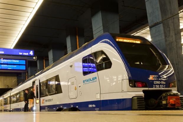PKP Intercity kupuje pociągi za ponad miliard złotych