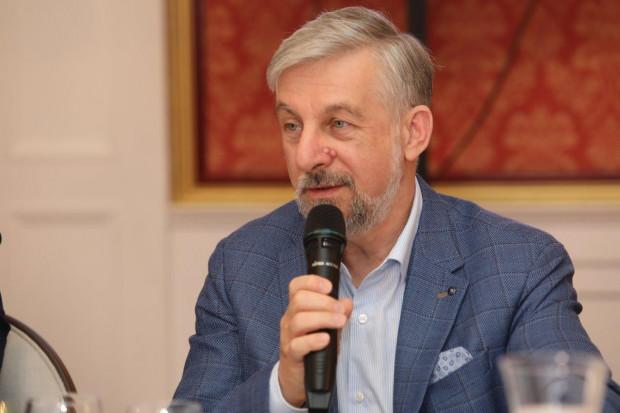 Krzysztof Kieres przewodniczącym Stowarzyszenia Producentów Cementu