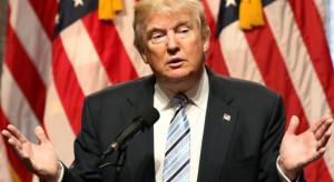 """Donald Trump i Theresa May o sile """"specjalnej relacji"""" między krajami"""
