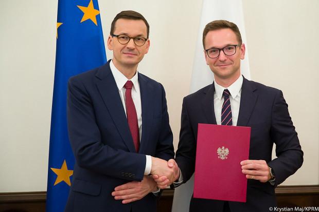 Waldemar Buda i Anna Gembicka nowymi wiceministrami w MIiR