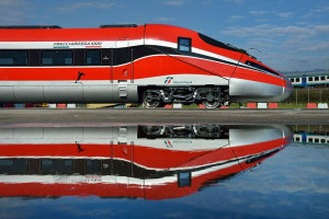 14 superszybkich pociągów pomknie po włoskich torach. 360 km/h!