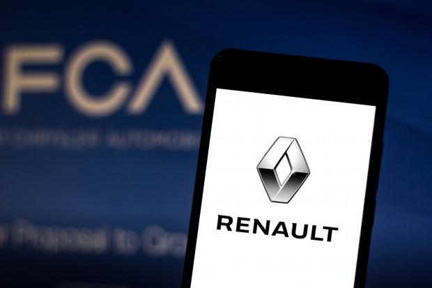 """Fuzja Renault i Fiata. """"Nie wszystko jeszcze przekreślone"""""""