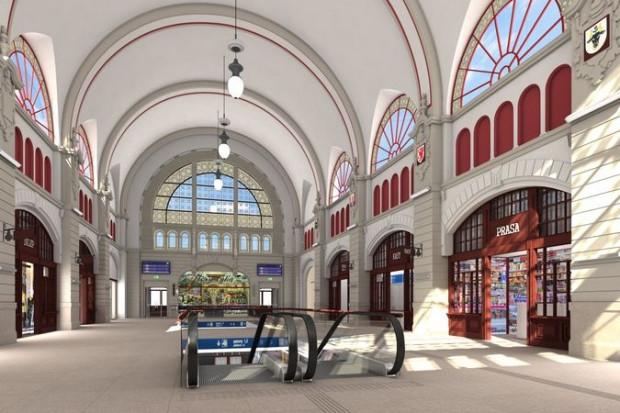 Mostostal Warszawa wygrał przetarg na dworzec Gdańsk Główny
