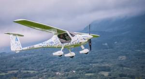 Pierwszy seryjnie produkowany samolot elektryczny na testach w Polsce