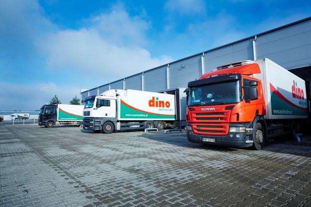 Dino Polska zbuduje magazyn za 80 mln zł