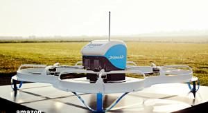 Amazon zacznie dostarczać paczki dronami w ciągu kilku miesięcy