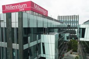 Grupa Bank Millennium z mniejszym zyskiem za 2019 r.
